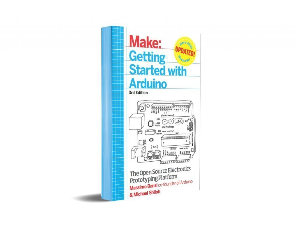 Getting Started with Arduino Free Ebook