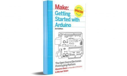 FREE Download Getting Started With Arduino Third Edition
