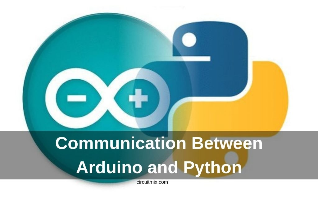 Communication Between Arduino and Python