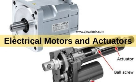 Electrical Motors and Actuators