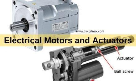 Electrical Motors and Actuators