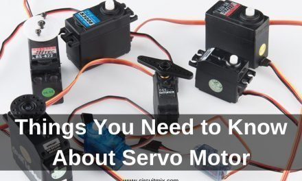 Things You Need to Know About Servo Motor