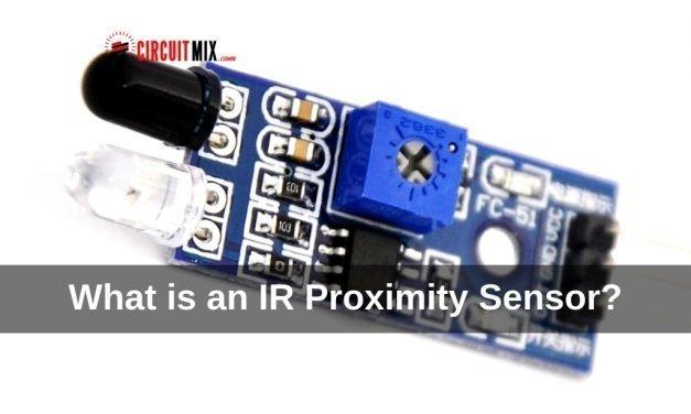 What is an IR Proximity Sensor?