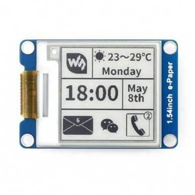 e-ink display for your electronics projects