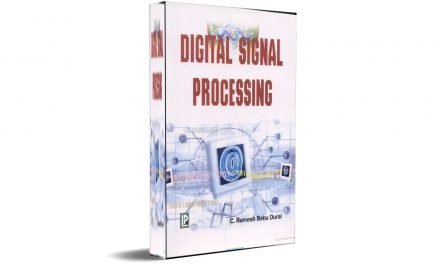 Digital Signal Processing by Ramesh Babu Durai