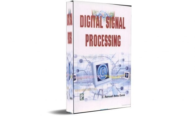 Digital Signal Processing by Ramesh Babu Durai