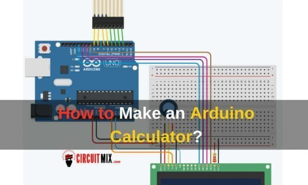 How to Make an Arduino Calculator?