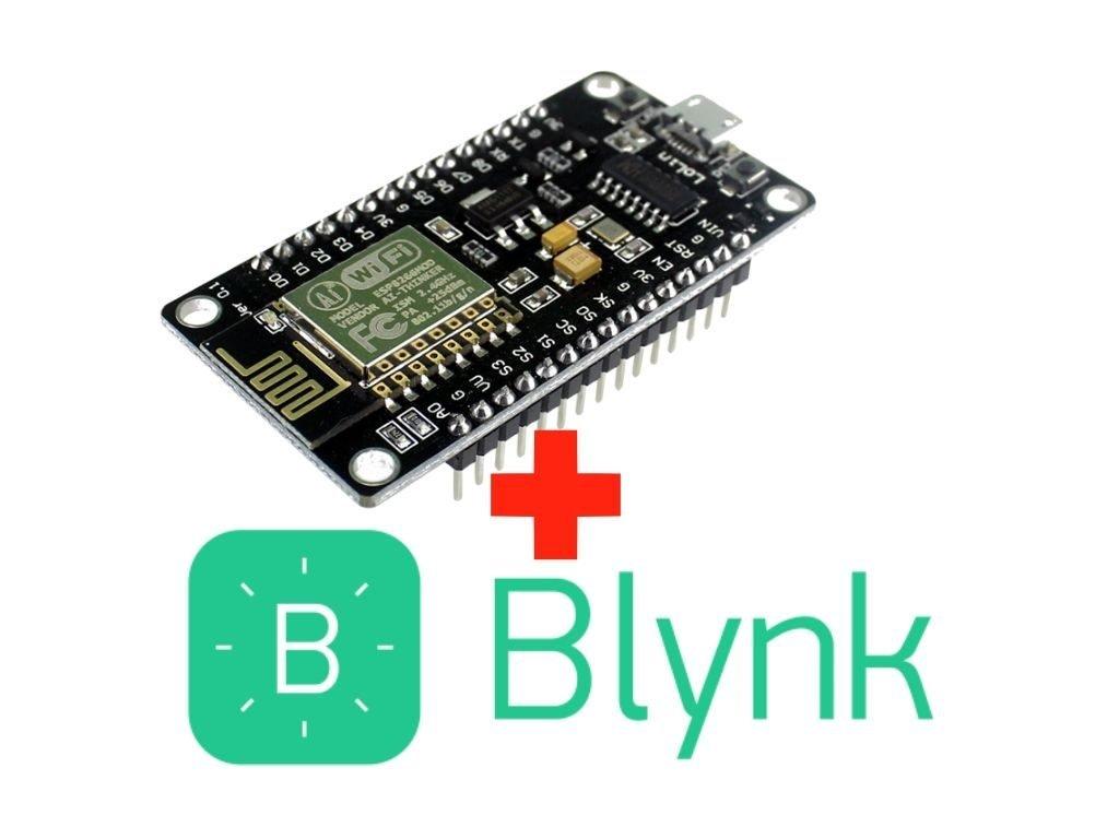 NodeMCU with Blynk App
