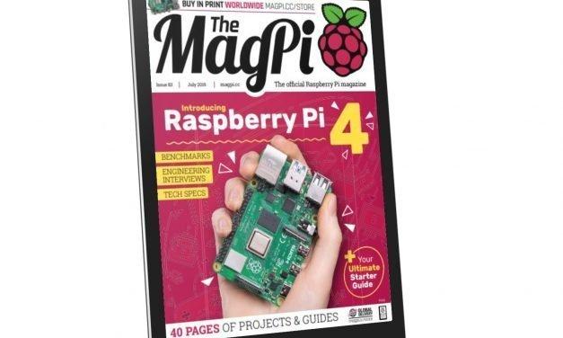 FREE Download Raspberry Pi Magazine