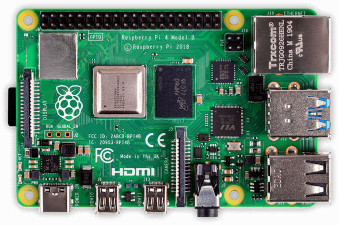 Introducing Raspberry Pi 4