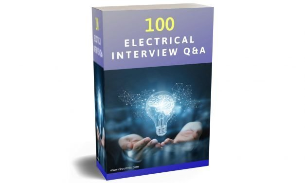 100 Electrical Interview Questions and Answers Book