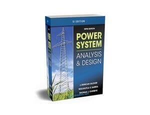 Power System Analysis and Design Book