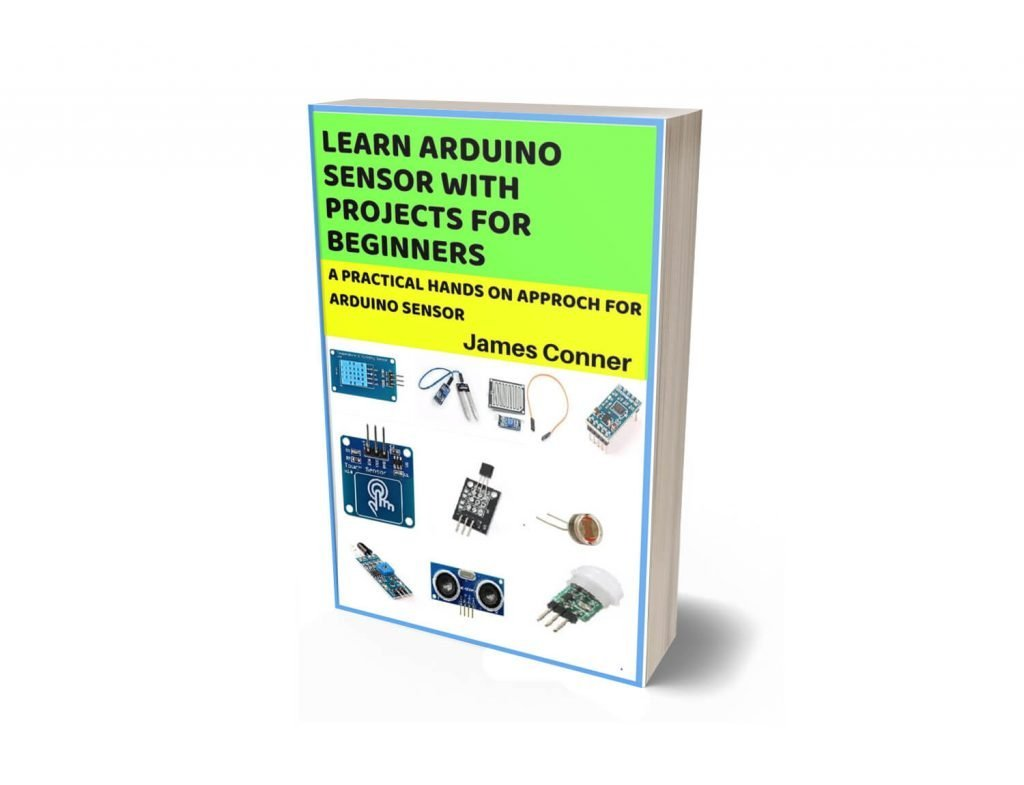 ARDUINO SENSOR WITH PROJECTS Ebook